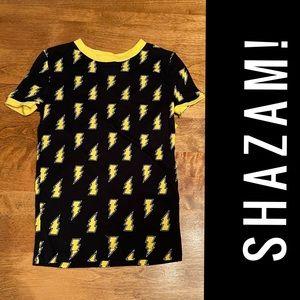 NWT 12 kids' Shazam! tee-shirt